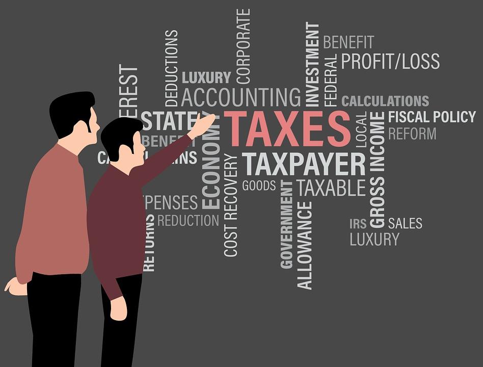 Tax Icons Accounting Money - Free image on Pixabay