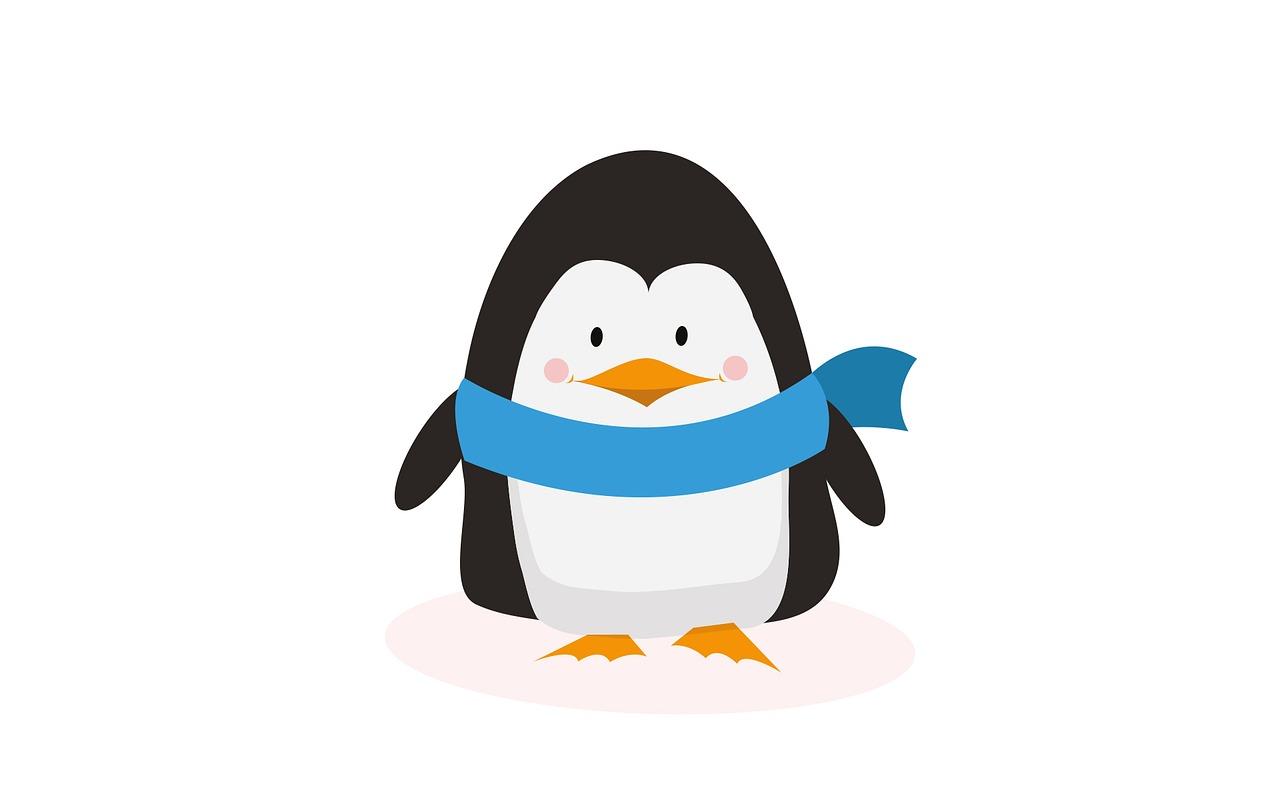 Смешные пингвины рисунки
