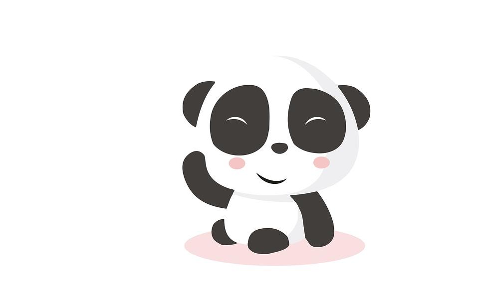 panda bear funny  u00b7 free image on pixabay