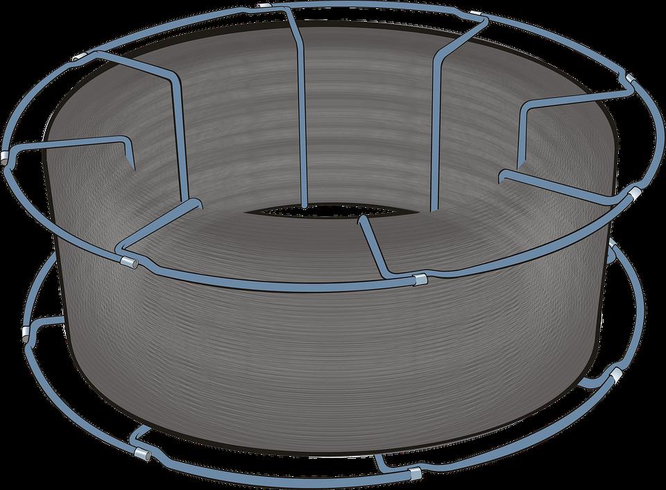 Spule Draht Eisen · Kostenloses Bild auf Pixabay