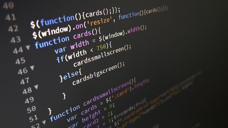 Código Javascript Programación - Foto gratis en Pixabay