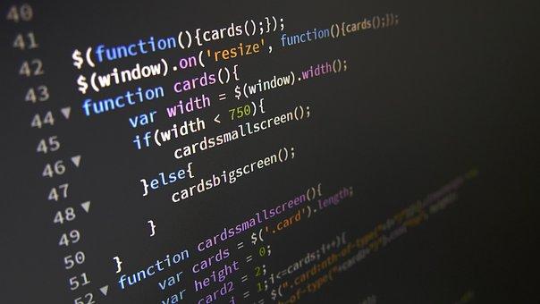 Code, Javascript, Program, Source Code