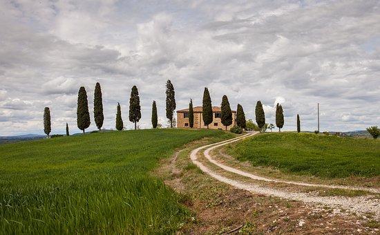 Roadtrip in die Toscana - malerische Landschaften