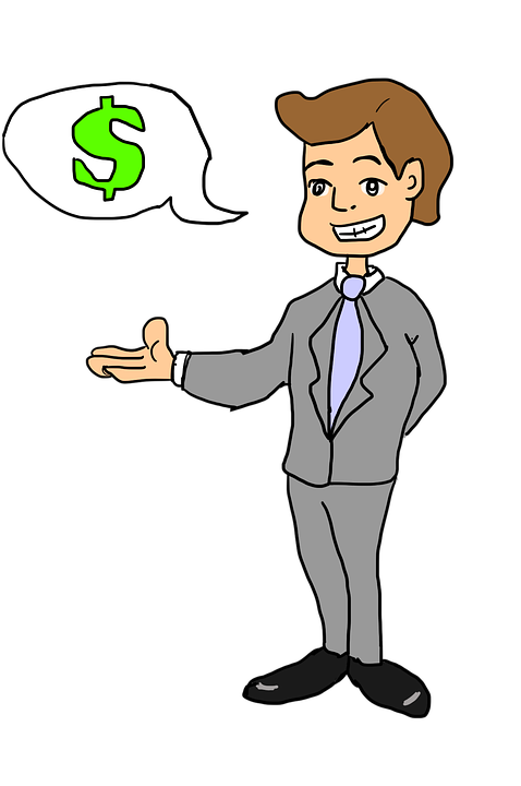 Salesman Salesperson Sales Person 183 Free Image On Pixabay