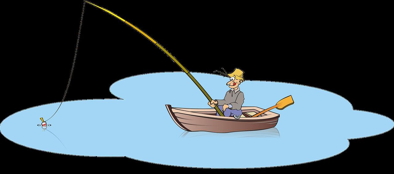 небольшую плату картинка ловить рыбу в лодке сторона рамки