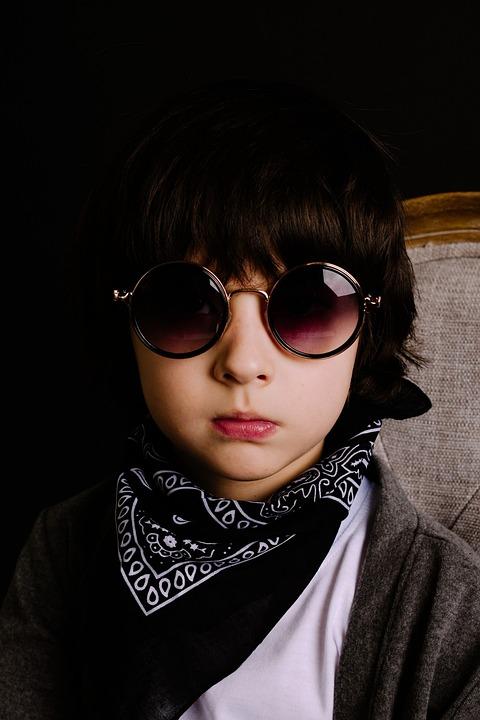 boys glasses teen Model