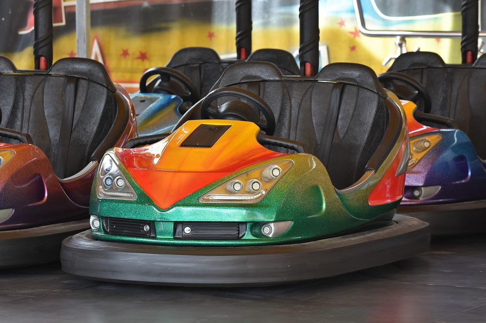 Image result for bumper cars
