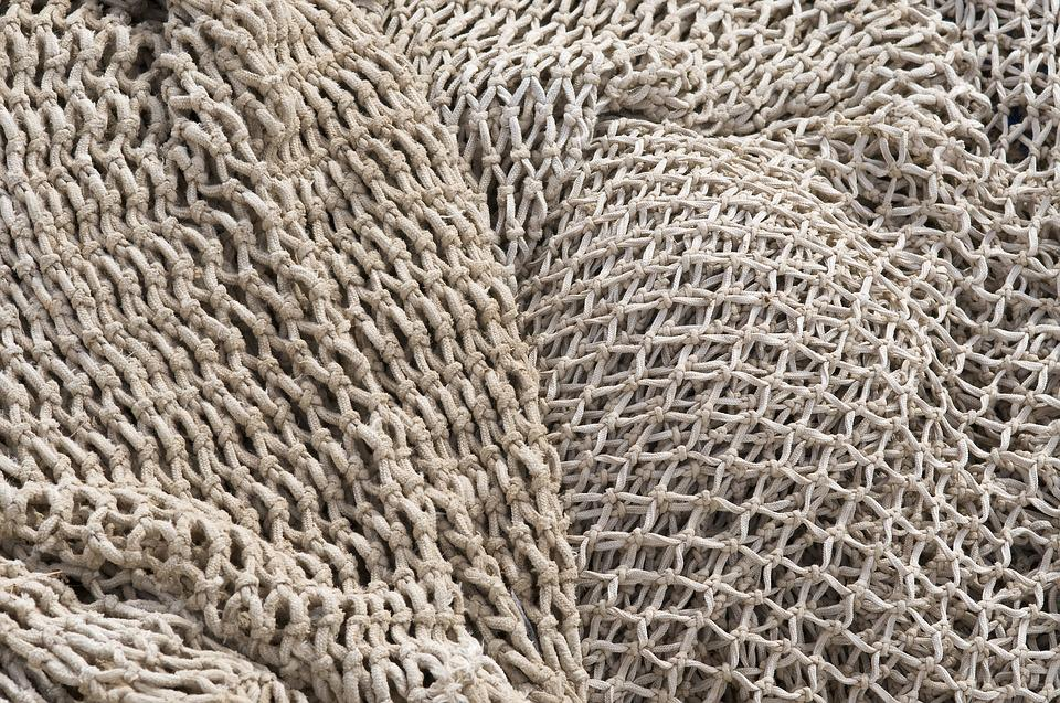Fishing Nets, Background, Fishing, Pattern, Desktop
