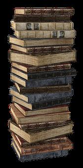 Libro, Pila De Libro, Apilados, Libros