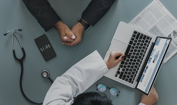 Computer, Business, Office, Technology