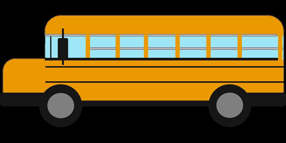 Graphic Bus School 183 Free Vector Graphic On Pixabay