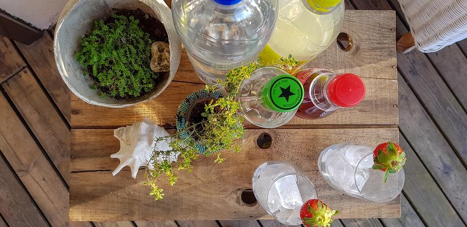 Sommer Getränke Gartenparty · Kostenloses Foto auf Pixabay