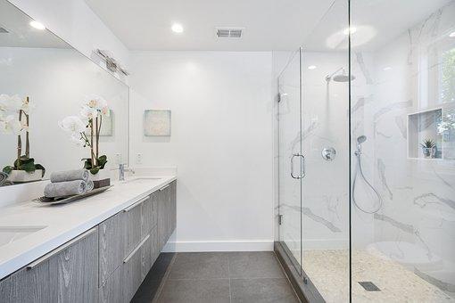 Bathroom, Faucet, Wash, Closet, Inside