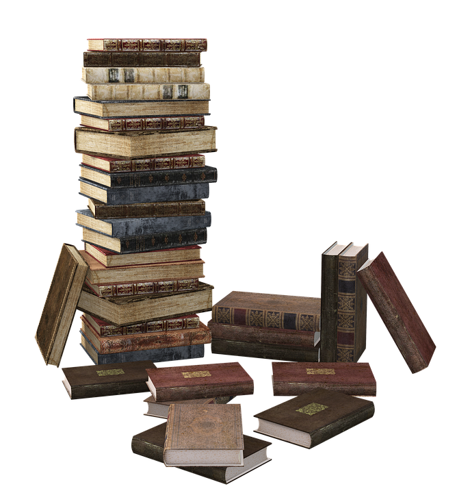 book stack stacked free photo on pixabay