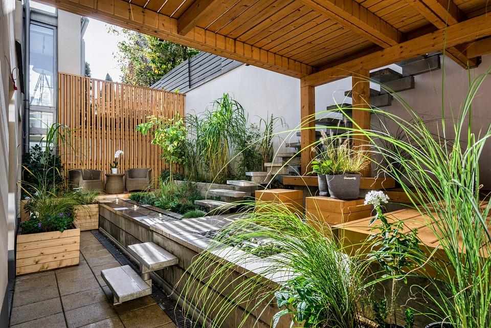 Maison Patio De Luxe Photo Gratuite Sur Pixabay