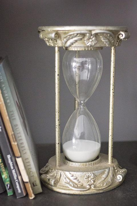 Hourglass Timer Antique Glass - Free photo on Pixabay