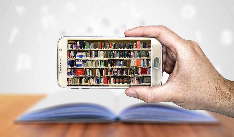 Resultado de imagen de biblioteca digital