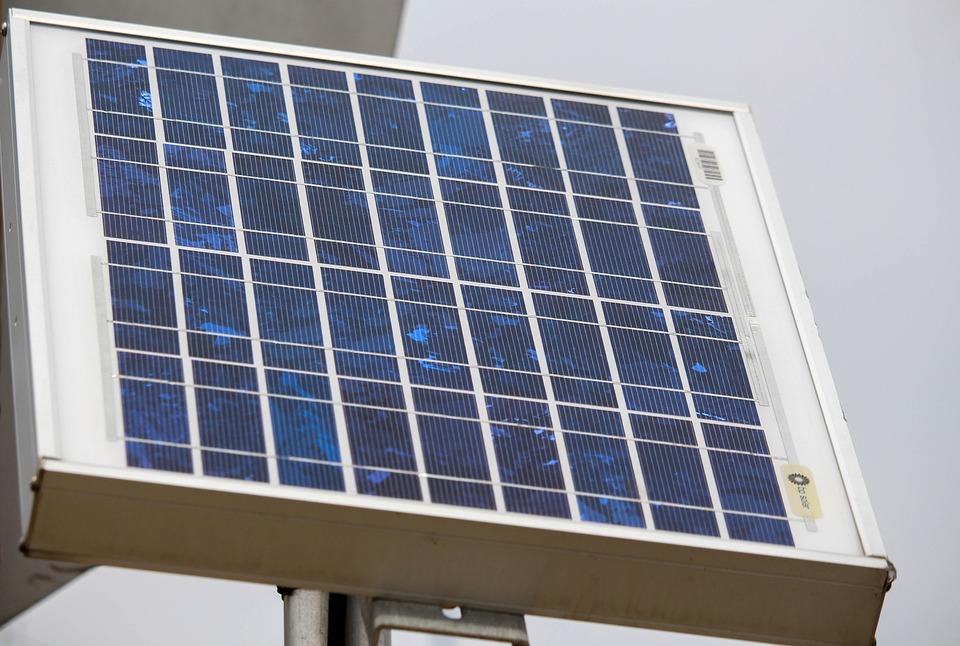 Electricity Solar Energy Panel · Free photo on Pixabay