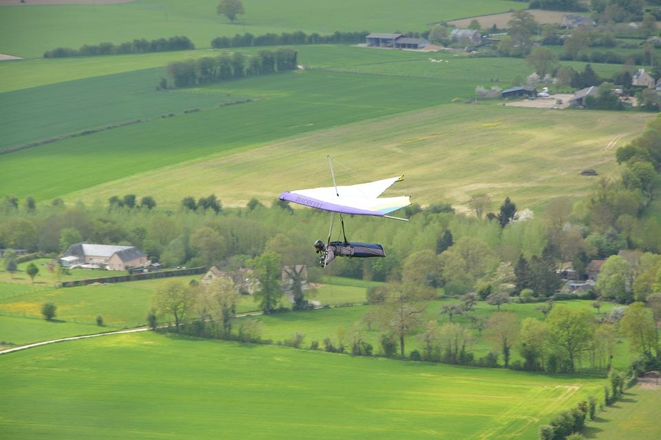 Deltavliegen - Adrenaline op vakantie