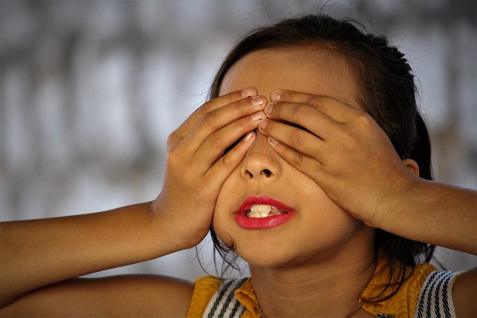 Mädchen, Kinder, Unschuldig, Wenig, Kindheit, Gesicht