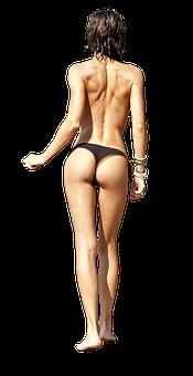Sexy čierne striptérka porno