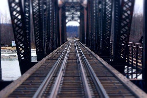 Ponte, Cielo, Acciaio, Espressione