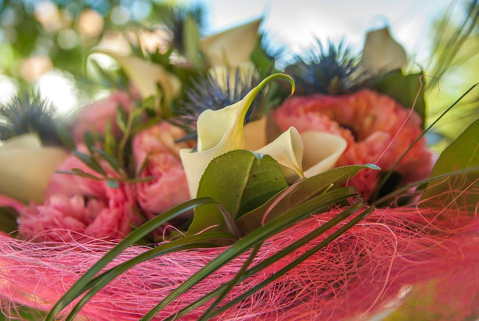 Flowers Bouquet Blue · Free photo on Pixabay