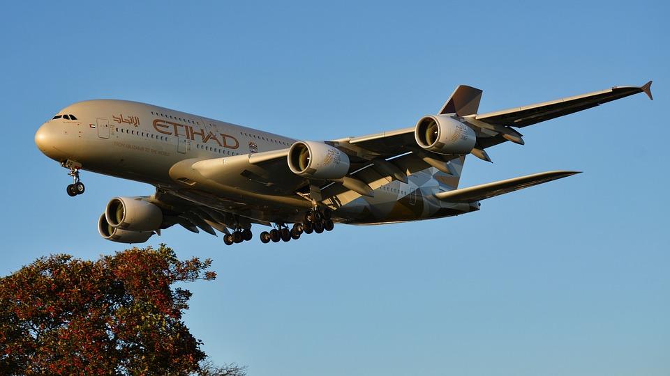 The Plane, Aircraft, Jet, Flight, Transport