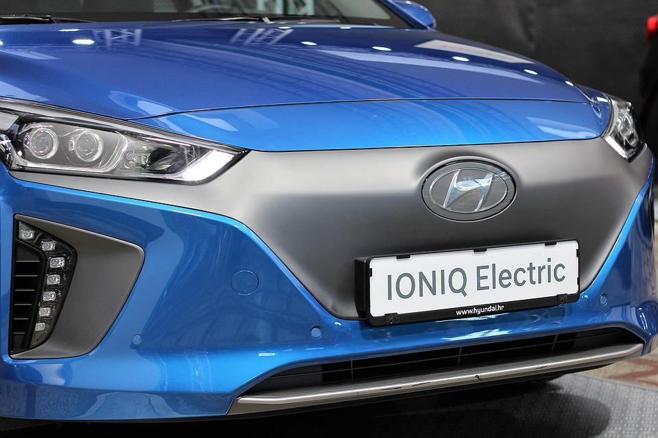 Car, Hyundai Ioniq Electric, Auto Show Zagreb 2018, cheapest electric car
