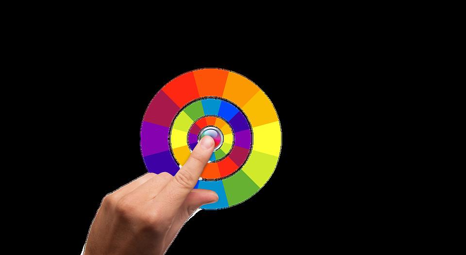 Farben Farbtabelle Hand · Kostenloses Foto auf Pixabay