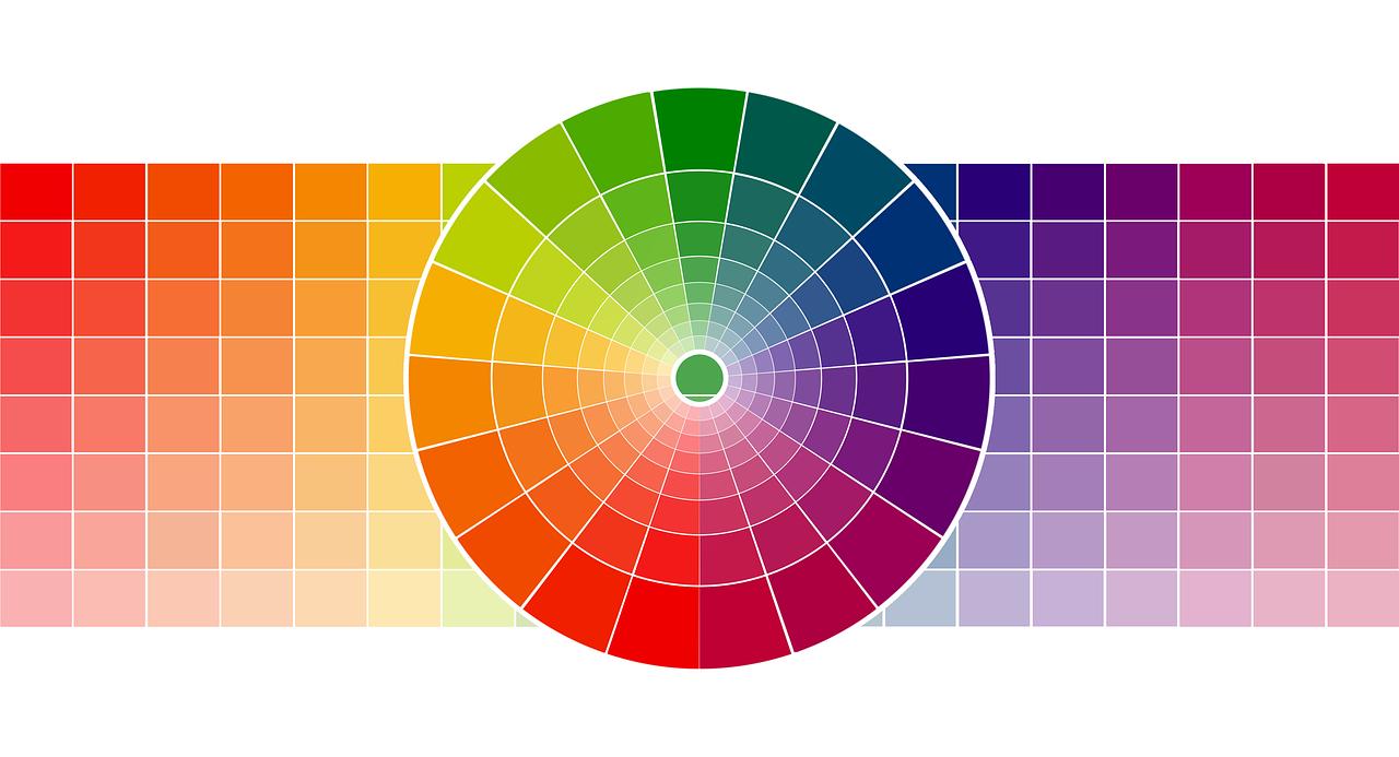 Color Tabla De Colores Diagrama - Imagen gratis en Pixabay