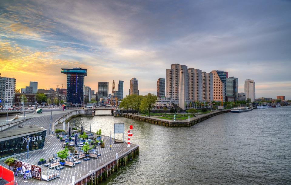 Rotterdam Netherlands City - Free photo on Pixabay