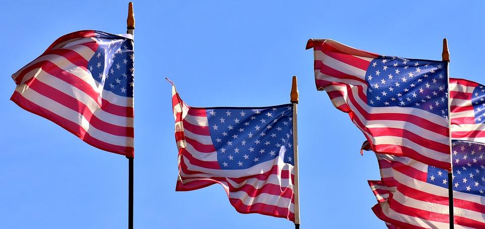 Banner, America, Flag, Usa, United States
