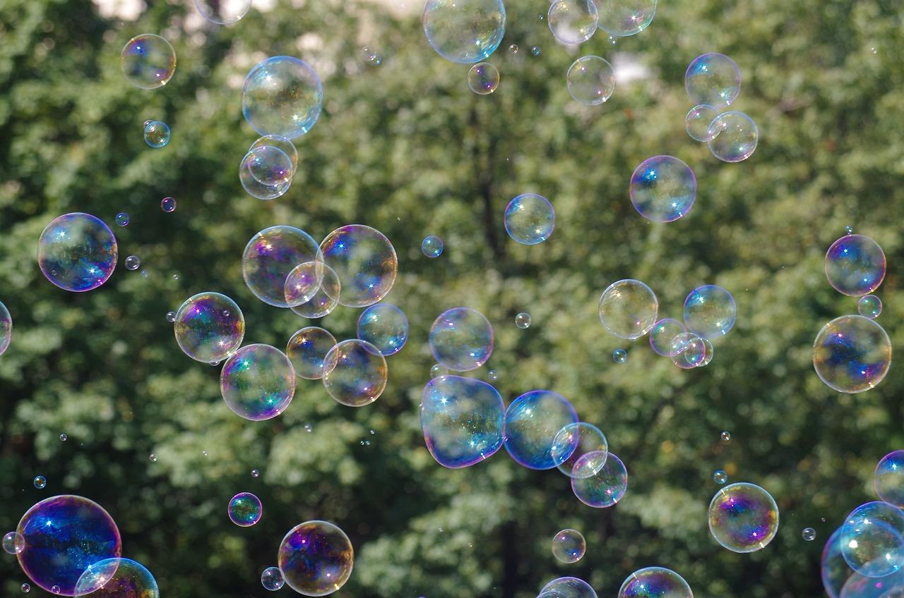 снимки картинки с пузырями говорят они чаще