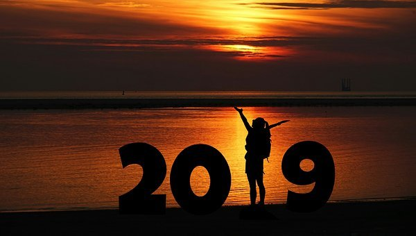 new year 2019 lifestyle determination
