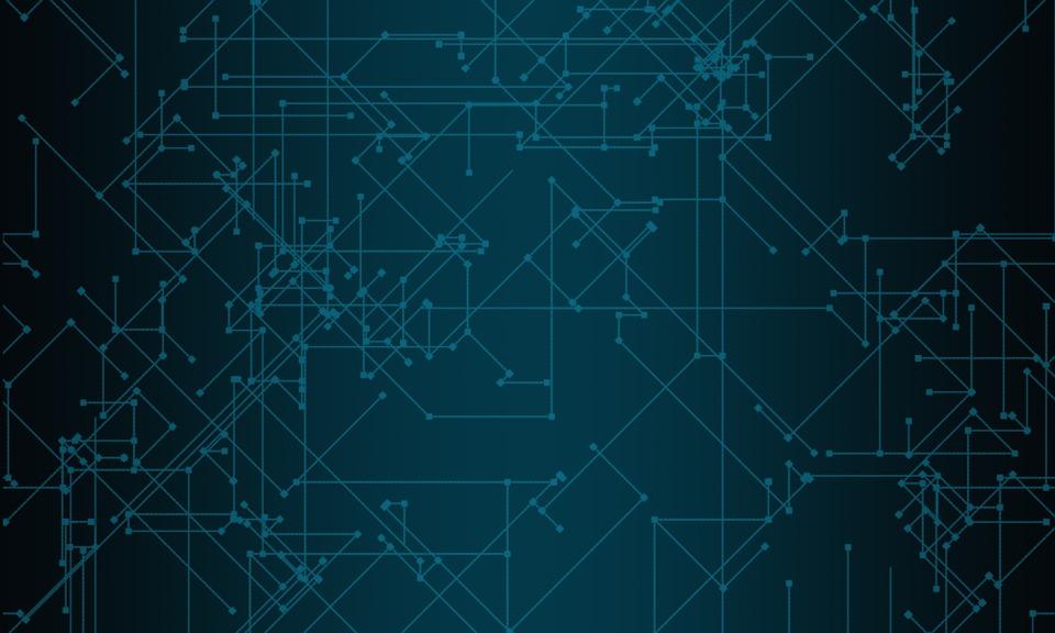 ネットワーク, インターネット, 接続, 技術, 通信, 情報, グローバル, オンライン, 青技術