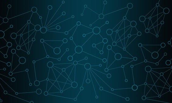 ネットワーク, インターネット, 通信, 技術, ビジネス, デジタル, 情報
