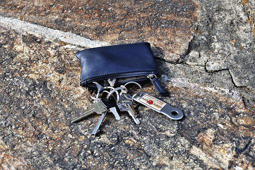 Key, Keychain, Key Pocket, House Keys