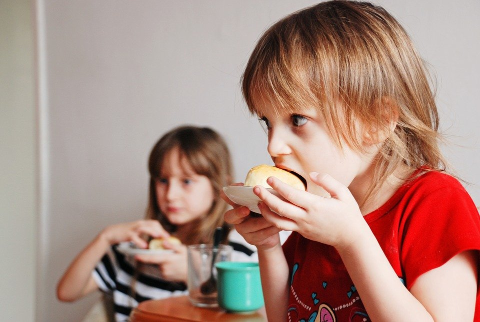 Healthy Food For Toddlers