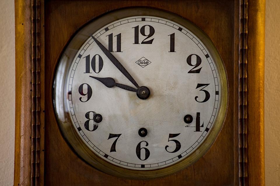 Zeit Uhr Pendel · Kostenloses Foto auf Pixabay