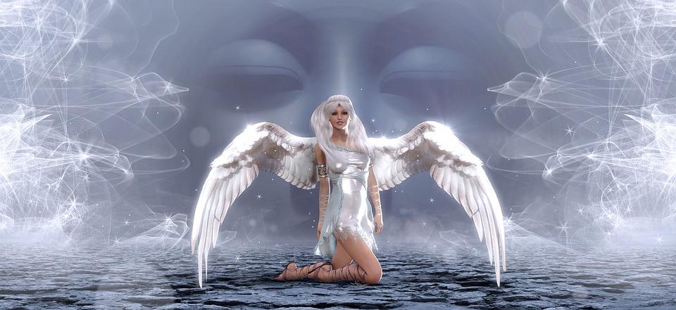 engel nackt
