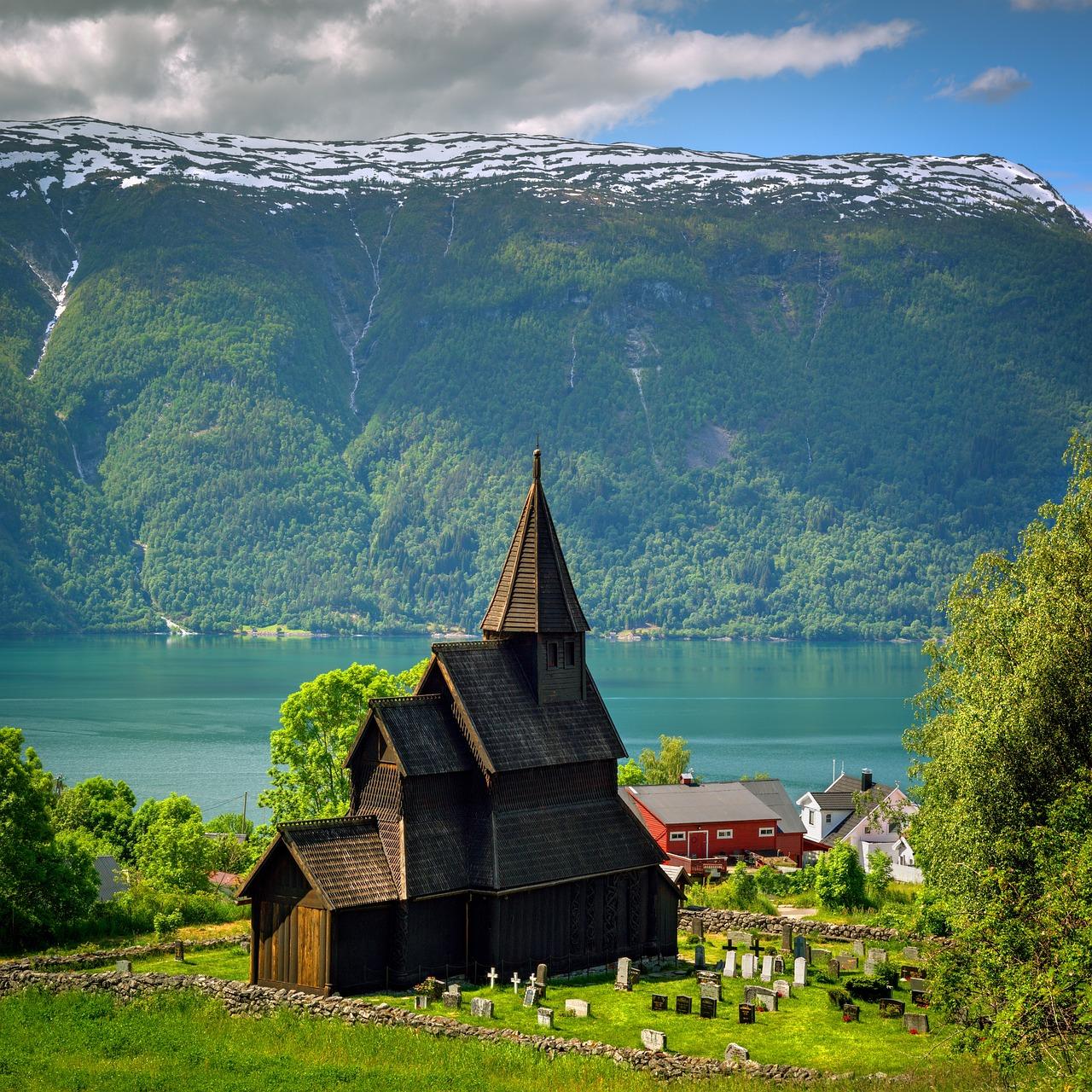 【北歐景點】深入挪威 – 精選推薦世界遺產松恩峽灣最美的7個小鎮! 84