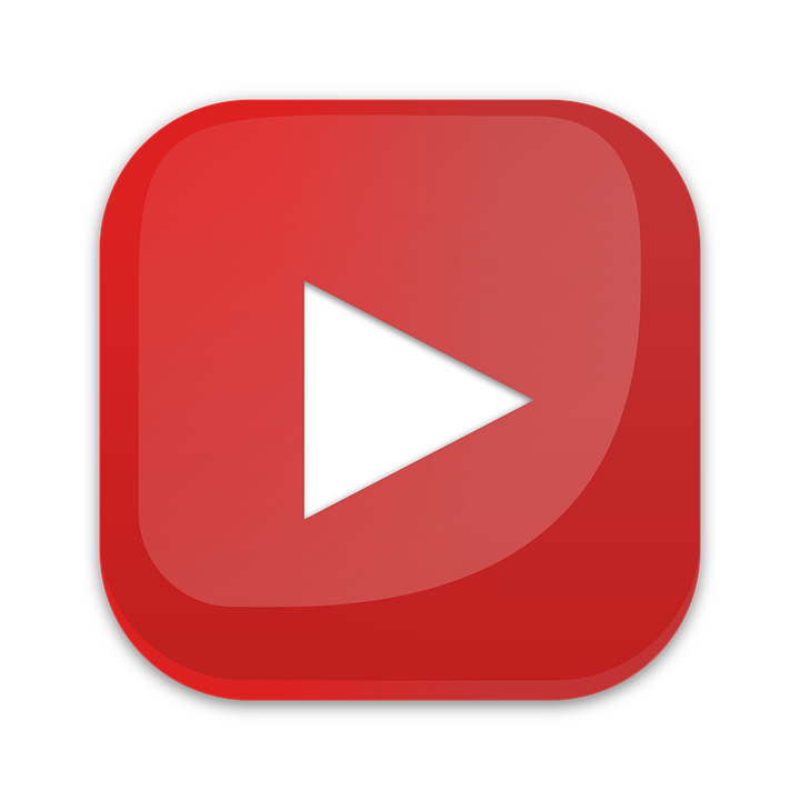 youtube play button free image on pixabay rh pixabay com youtube play button logo vector youtube video play button vector