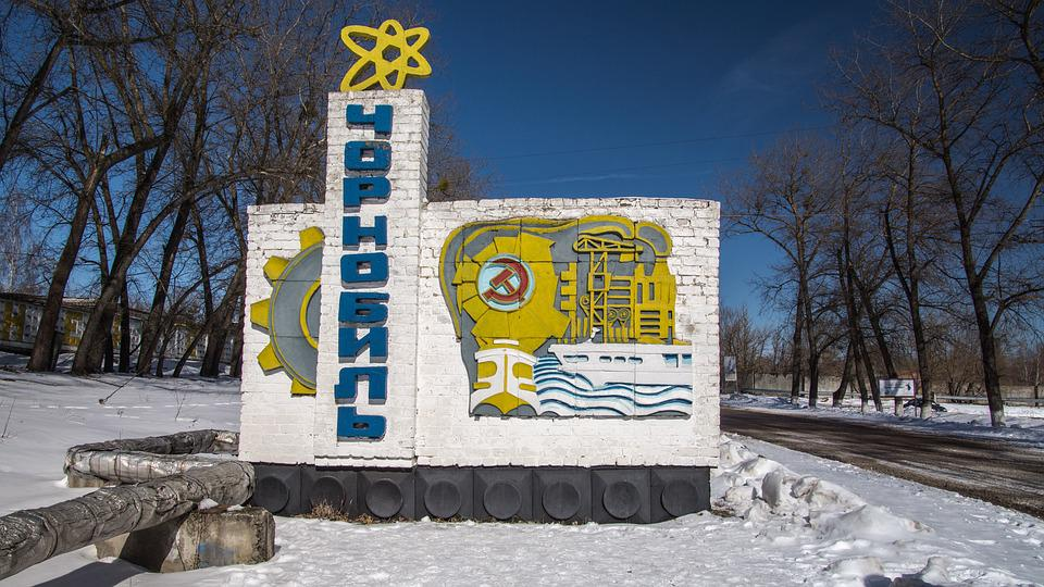 Chernobyl, Town Sign-facts-stats