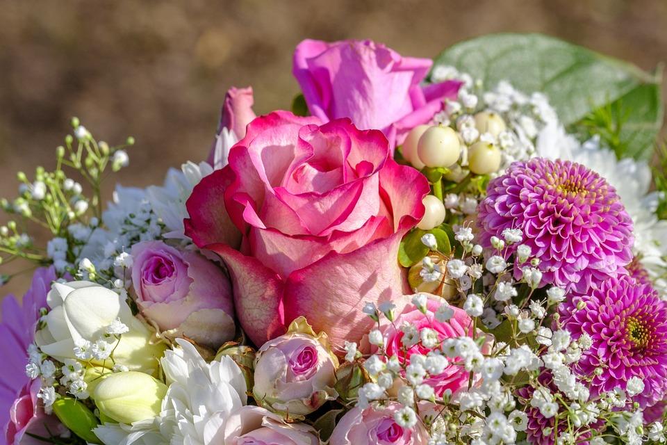bilder blommor grattis Ros Bukett Av Rosor · Gratis foto på Pixabay bilder blommor grattis