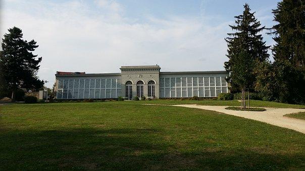 Telč, Czechia, Unesco, Park, Chateau