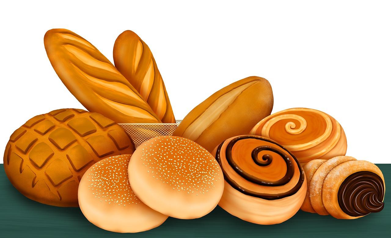 картинки с изображением хлебобулочных изделий дело, что многие