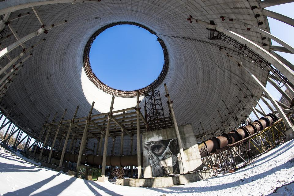 Cooling Tower Chernobyl-facts-stats