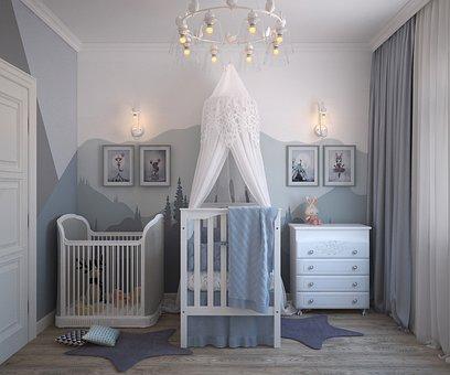 Деца, Стаята На Новороденото, Люлката