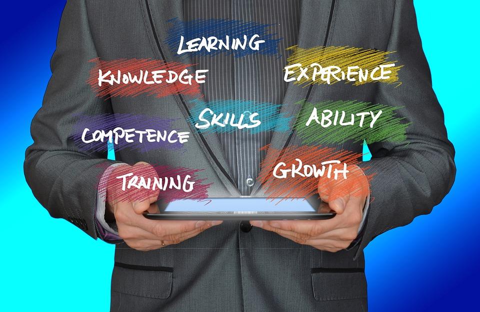 スキル, ことができます, スタートアップ, を起動します, 財団, ビジネス, 手, 書きます